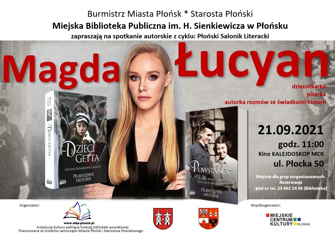 Plakat - Łucyan